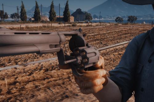 Colt Python .357 Magnum [Animated]