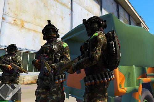 COMANDOS Exército Brasileiro ( Forças Especiais )