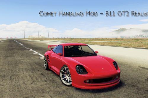Comet Realistic Handling Mod