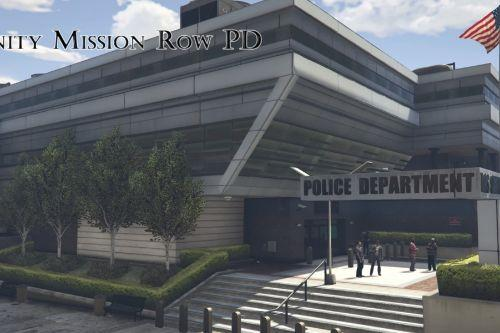 [MLO] Community Mission Row PD [Add-On SP / FiveM / RAGEMP]