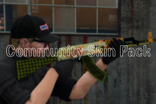 Community Skin Pack for AK-47 from Counter-Strike: Global Offensive