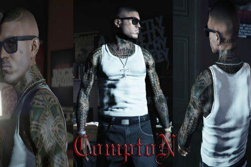 Compton Gangster Tattoos