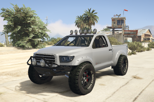 Contender TrophyTruck [Add-On / Replace]