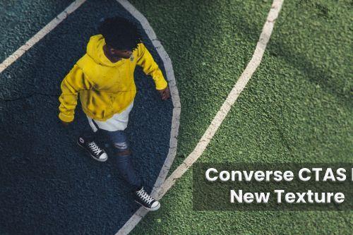 Converse CTAS Hi - New Texture