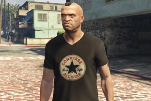 Converse Shirt for Trevor