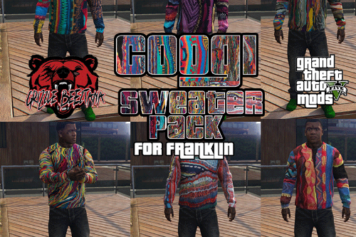 Coogi Sweater Pack for Franklin