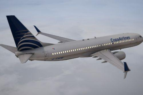 Copa Airlines Boeing 737-800 Livery Pack