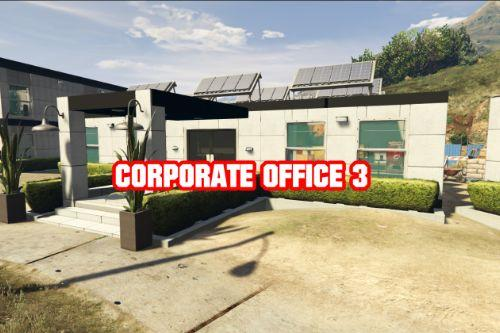 Corporate Office 3 + Parking  [YMAP]