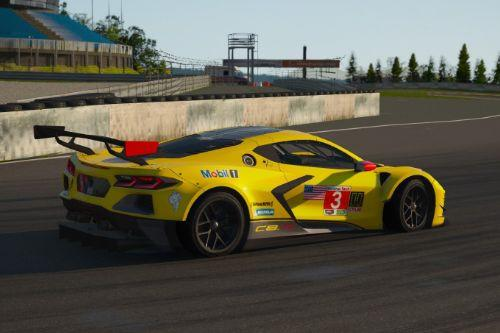 Corvette C8-R [Add-On | Liveries | Handling ]