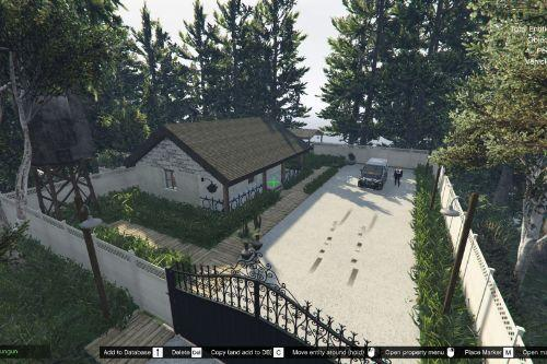 Country house [Map Editor | YMAP | Map Builder]