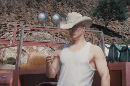 Cowboy Hat [EUP]