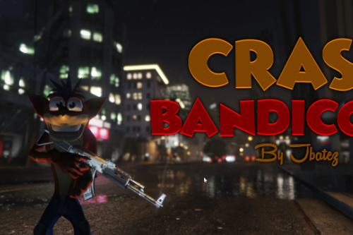 Crash Bandicoot [Add-On]