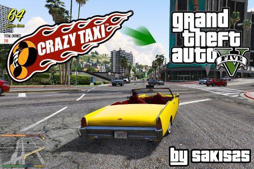 Crazy Taxi Mod