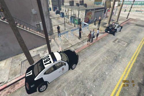 Crime GangHeist Kill Teammat [Menyoo]