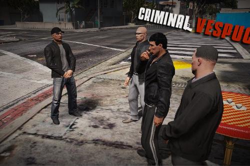 Criminal Vespucci | Russian Mafia in Los Santos BETA [Menyoo]