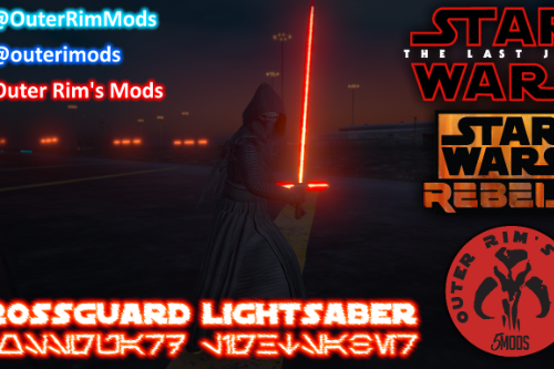 Crossguard Lightsabers Pack [Replace]