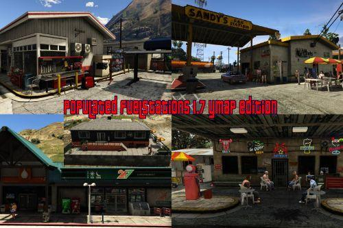 Populated Fuelstations [MapEditor/YMAP]