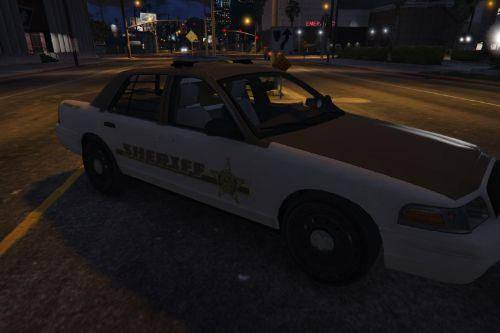 Crown Victoria County Sheriff Skin