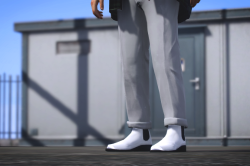 Cuffed Trousers for Franklin