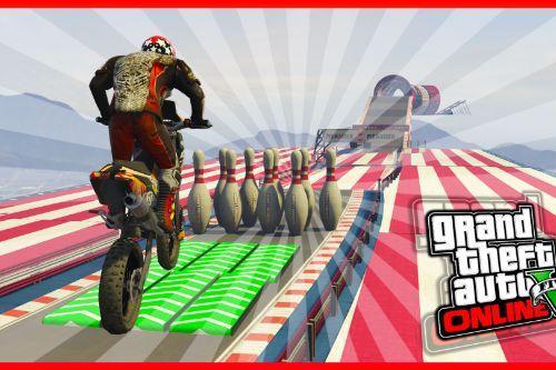 Cunning Stunts Race [Menyoo]