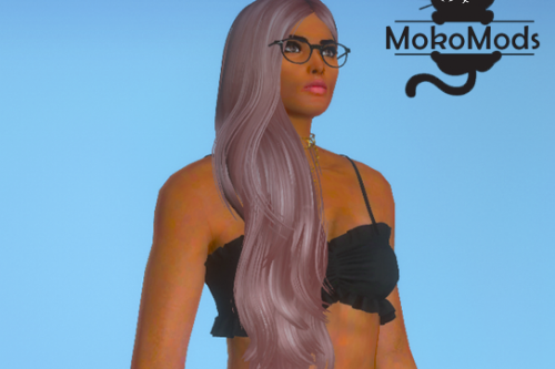 Curly Hair for MP Female