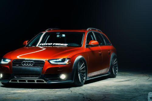 Custom Audi Loading Screen + Music (NCS)