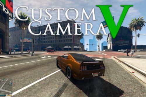 Custom Camera V