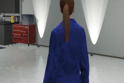 Custom Coveralls (Boilersuit) for MP Female