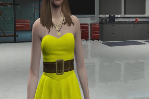 Custom Dress Colours for MP Female