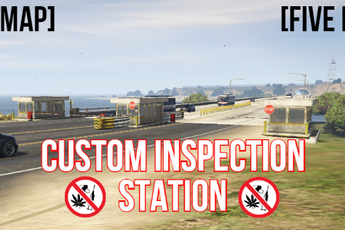 Custom Inspection Station [FiveM/YMAP]