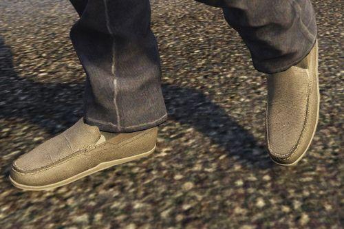 Custom loafers for Trevor & Michael