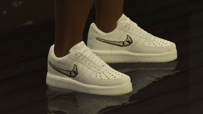 Custom Nike Air Force 1 Pack