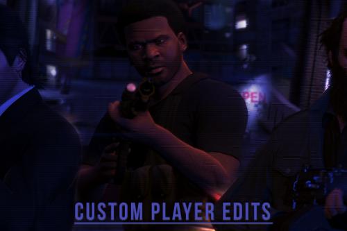 Custom Player Edits