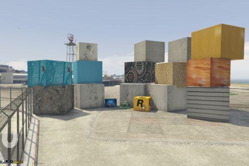 Custom Blocks/Props