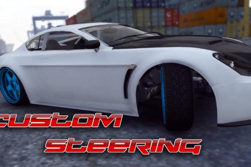 Custom Steering