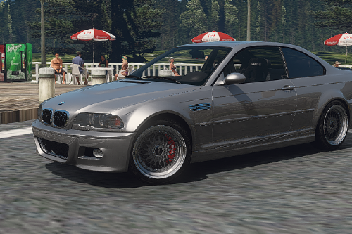 Custom Tuned Handling for BMW E46 M3
