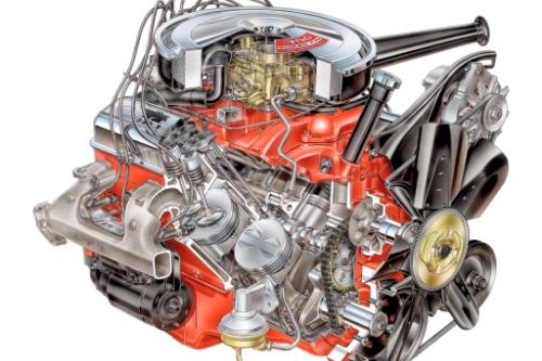 Chevrolet Camaro 350 Addon Sound
