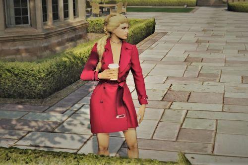 Cute Coat for MP Female
