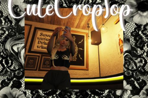 Cute Croptop | MP Female | Sp and Fivem
