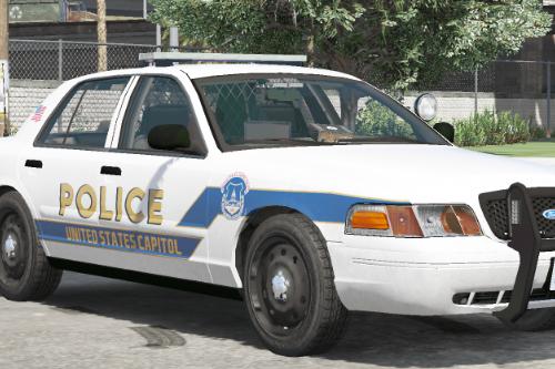 [CVPI] United States Capitol Police