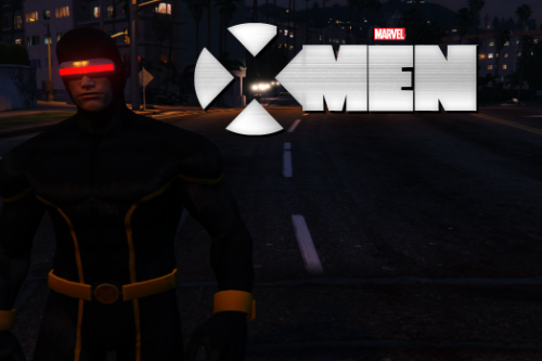 Cyclops X-Men Comics [Add-On Ped]