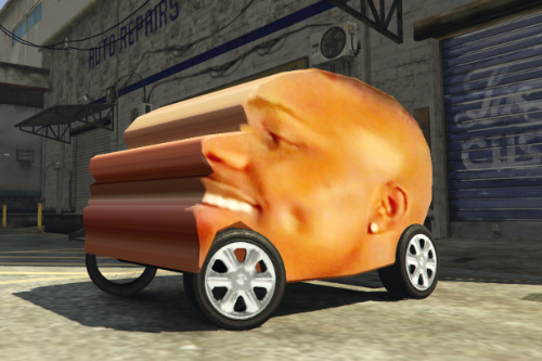 Dababy Car [Add-On]