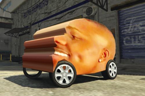 Dababy Car [Add-On]