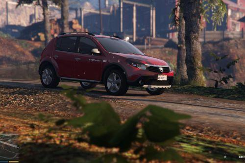Dacia Add-On Pack