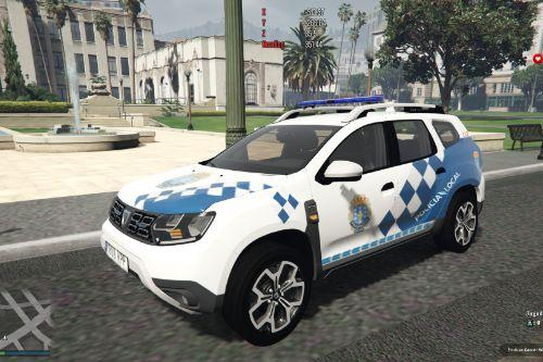 Dacia Duster 2019 Policia Local Galicia of Spain/España