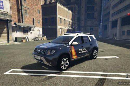 Dacia Duster 2019 Policia Nacional/CNP of Spain/España.