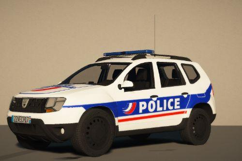 Dacia Duster Police Nationale [ELS] – [NON-ELS]