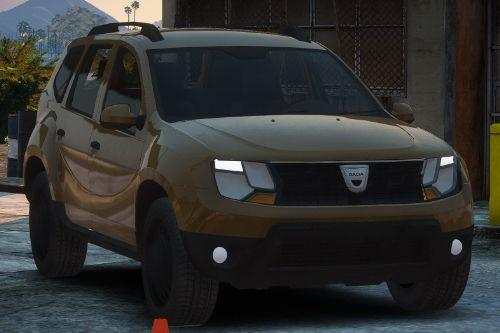 Dacia Duster [Replace / FiveM | Unlocked]