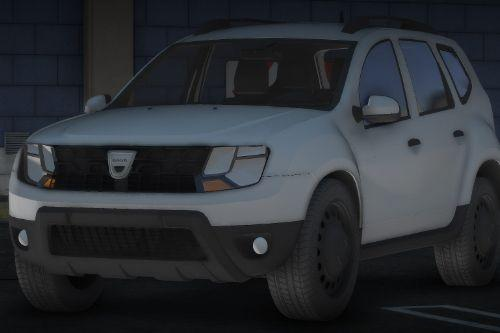 Dacia Duster [Replace / FiveM | Unlocked]