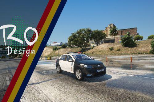 Dacia Logan 2018 LAPD